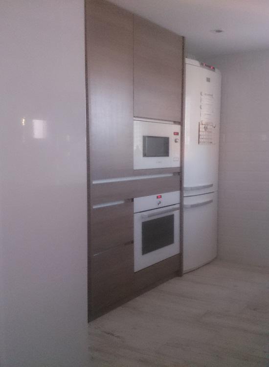 Cocina a medida indoormobel - Medidas encimera cocina ...