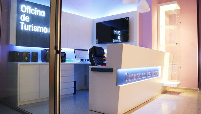 Mobiliario para ópticas e instalaciones comerciales ...