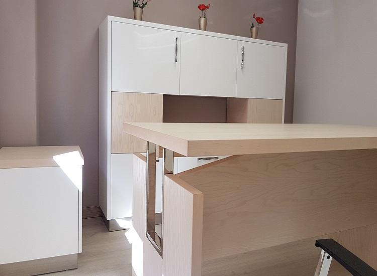 Indoormobel despacho de dirección